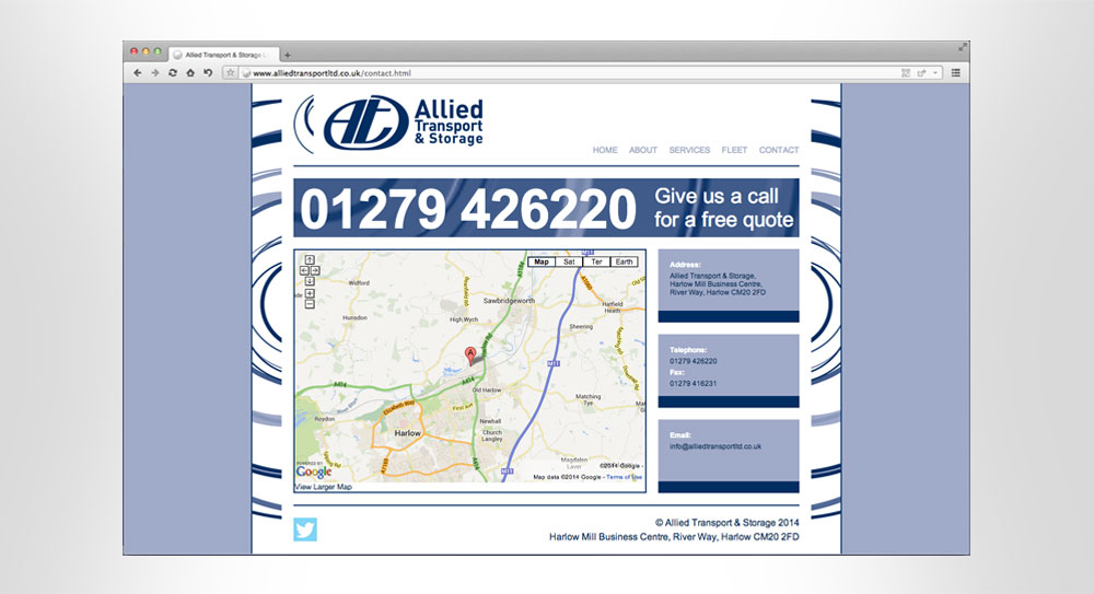 Allied Transport Website 03